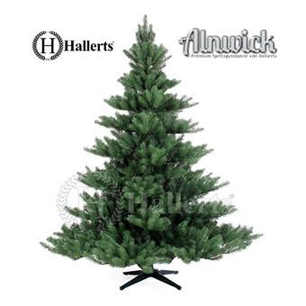 Künstlicher Weihnachtsbaum Spritzguss Nordmanntanne Alnwick 180 cm von Hallerts