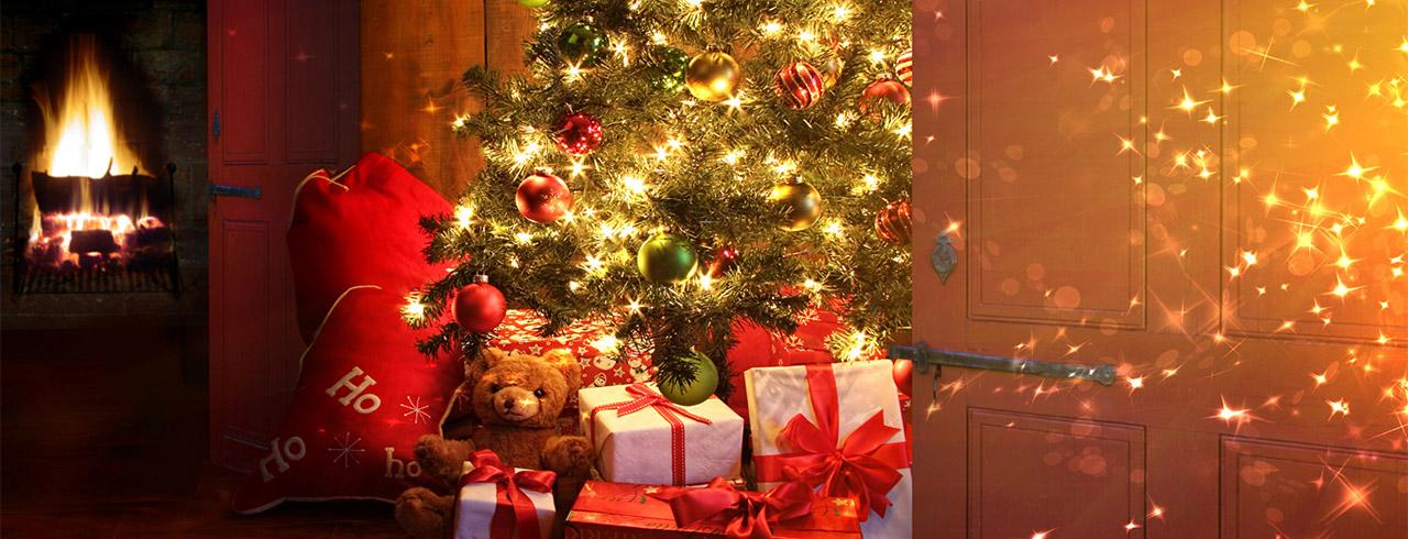 Künstliche Weihnachtsbäume für ein sinnliches Weihnachtsfest - hochwertig und naturgetreu
